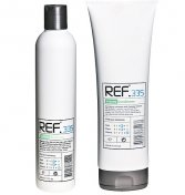 Szampon i odżywka do włosów REF