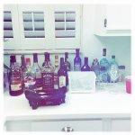 butelki po alkoholu