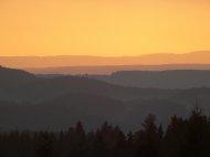 widok na Góry Stołowe